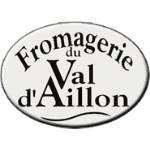 Fromageire Val Aillon_logo_N&B